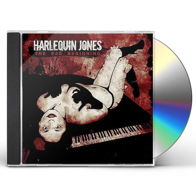 Harlequin Jones