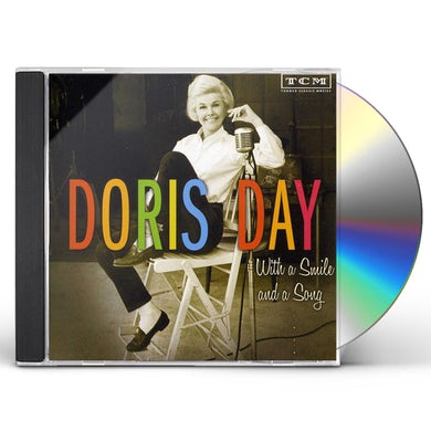 Doris Day WITH A SMILE & A SONG CD