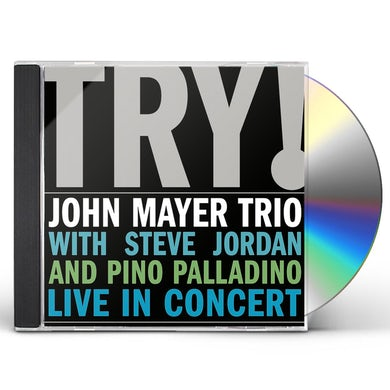 John Mayer TRY CD