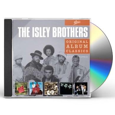 The Isley Brothers ORIGINAL ALBUM CLASSICS CD