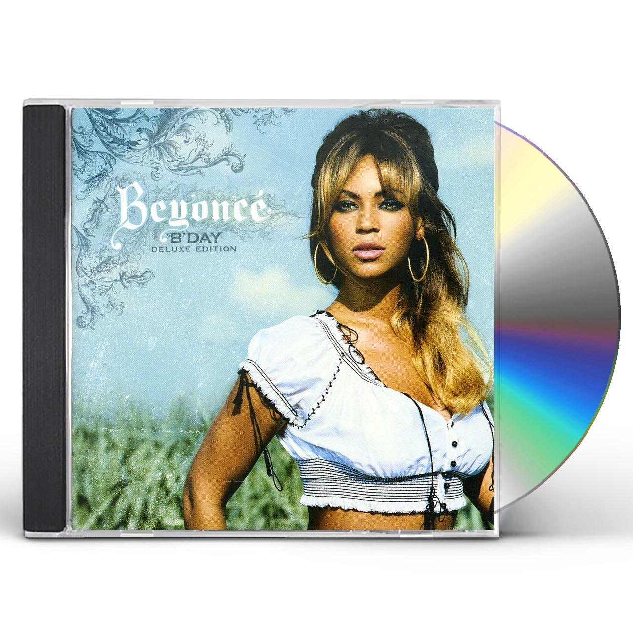 Beyonce B'DAY-DELUXE EDITION CD