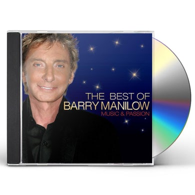 Barry Manilow MUSIC & PASSION: BEST OF CD