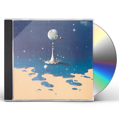 ELO (Electric Light Orchestra) TIME CD