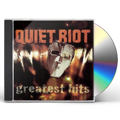 Quiet Riot GREATEST HITS CD