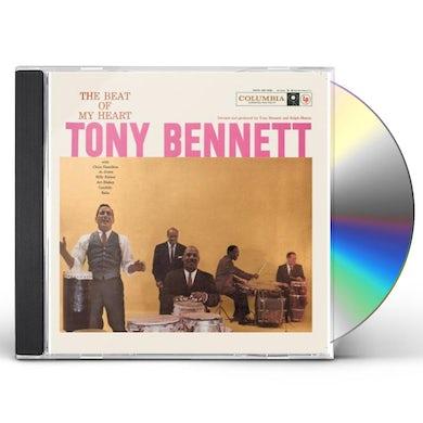 Tony Bennett BEAT OF MY HEART CD