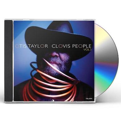Otis Taylor CLOVIS PEOPLE 3 CD
