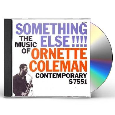 SOMETHING ELSE: THE MUSIC OF ORNETTE COLEMAN CD