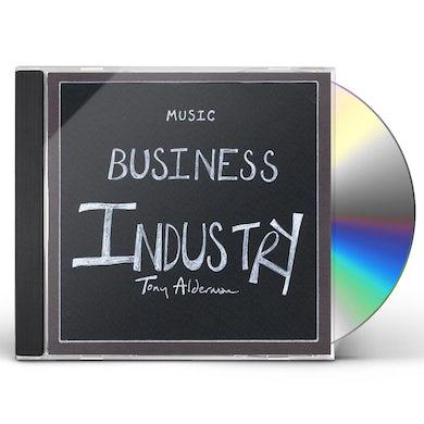Tony Alderman MUSIC BUSINESS INDUSTRY CD