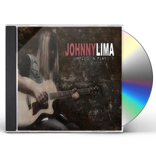 Johnny Lima UNPLUG N PLAY CD