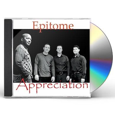 Epitome APPRECIATION CD