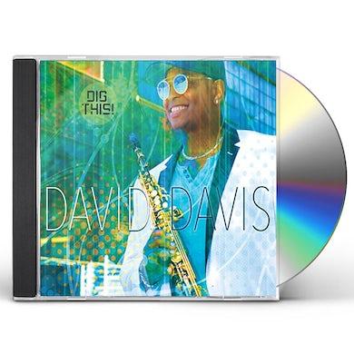 David Davis DIG THIS CD