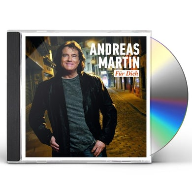 Andreas Martin FUR DICH CD