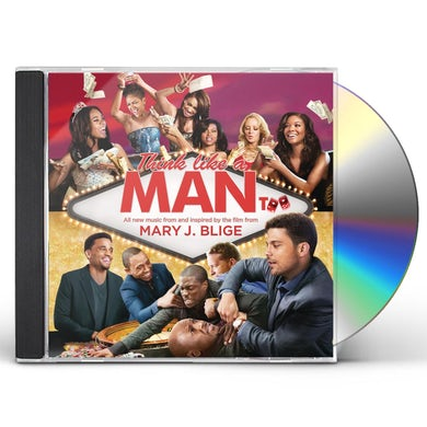 Mary J. Blige THINK LIKE A MAN TOO: MUSIC FROM & INSPIRED BY CD