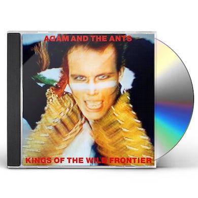 ADAM & ANTS KINGS OF THE WILD FRONTIER CD