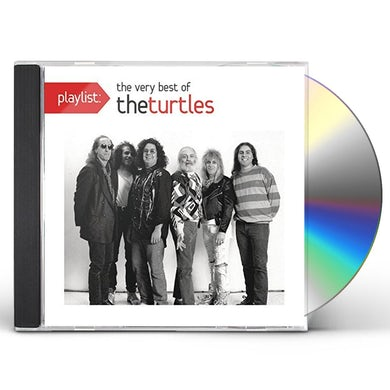 PLAYLIST: VERY BEST OF THE TURTLES CD