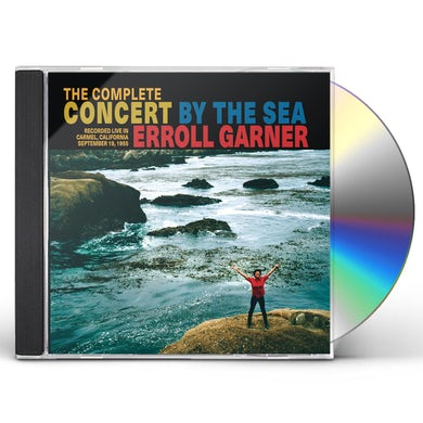 Erroll Garner COMPLETE CONCERT BY THE SEA CD