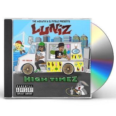 Luniz HIGH TIMES CD