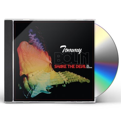 Tommy Bolin SHAKE THE DEVIL - THE LOST SESSIONS CD