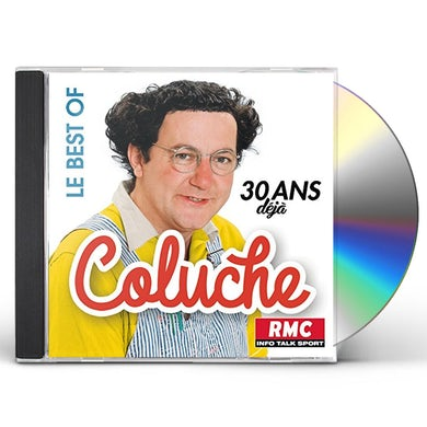 Coluche 30 ANS DEJA CD