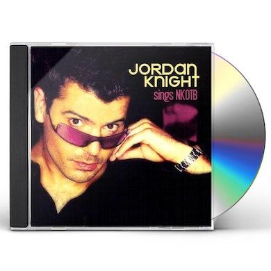 Jordan Knight SINGS NKOTB CD
