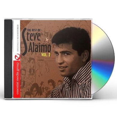 Steve Alaimo BEST OF, VOL. 2 CD