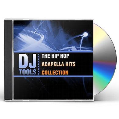 DJ Tools HIP HOP ACAPELLA HITS COLLECTION CD