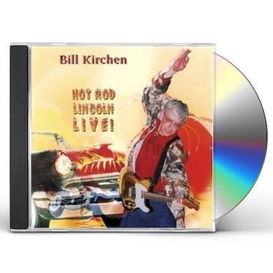 Bill Kirchen HOT ROD LINCOLN CD