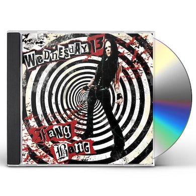 Wednesday 13 FANG BANG CD