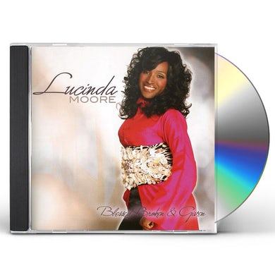 Lucinda Moore BLESSED BROKEN & GIVEN CD