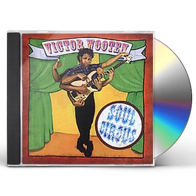 Victor Wooten SOUL CIRCUS CD