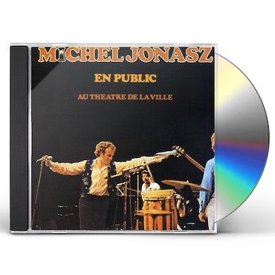 Michel Jonasz AU THEATRE DE VILLE / PUBLIC CD