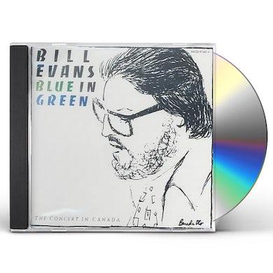 Bill Evans BLUE IN GREEN CD