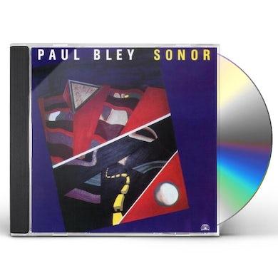 Paul Bley SONOR CD