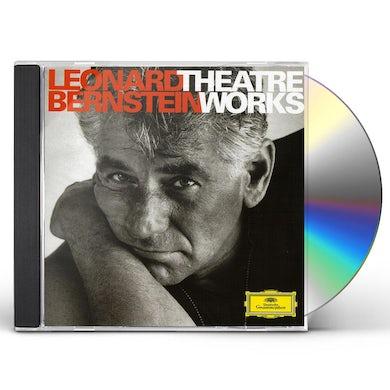 Leonard Bernstein BERNSTEIN: THEATRE WORKS CD