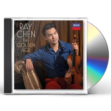Ray Chen GOLDEN AGE CD