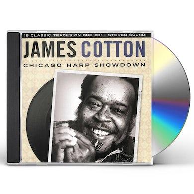 James Cotton CHICAGO HARP SHOWDOWN CD