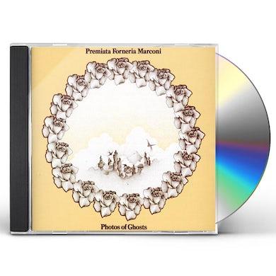 Pfm PHOTOS OF GHOSTS CD