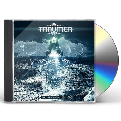 Traumer GREAT METAL STORM CD