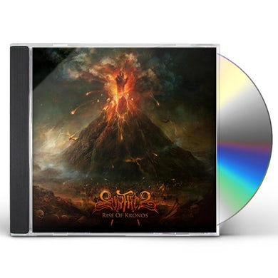 Surface RISE OF KRONOS CD