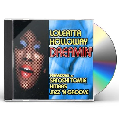 Loleatta Holloway DREAMIN CD