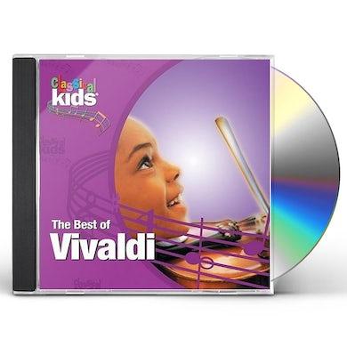 BEST OF CLASSICAL KIDS: ANTONIO LUCIO VIVALDI CD