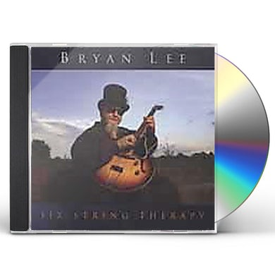 Bryan Lee SIX STRING THERAPY CD