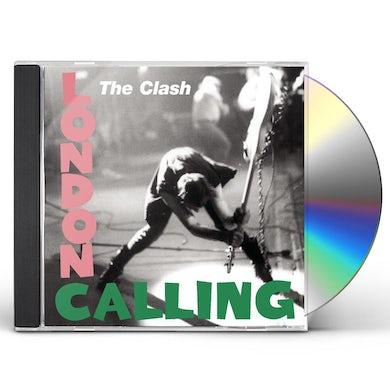 The Clash LONDON CALLING CD