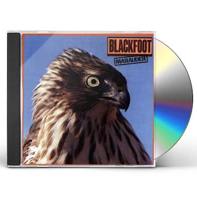 Blackfoot MARAUDER CD