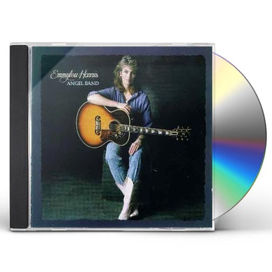 Emmylou Harris ANGEL BAND CD