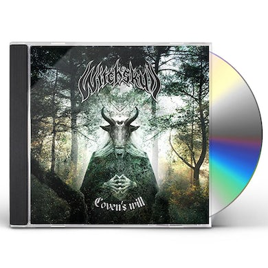 Witchskull COVEN'S WILL CD