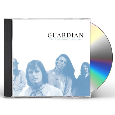 Guardian DEFINITIVE COLLECTION: UNPUBLISHED EXCLUSIVE CD