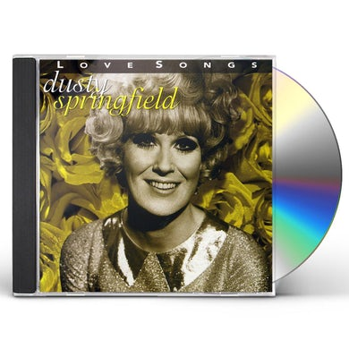 Dusty Springfield LOVE SONGS CD