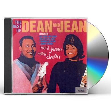 Dean & Jean BEST OF CD