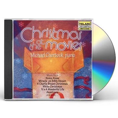 Michael Chertock CHRISTMAS AT THE MOVIES CD